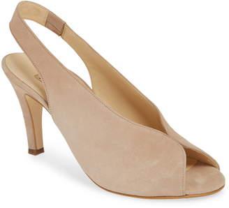 52d5f41e151 Paul Green Avanti Peep Toe Slingback Sandal