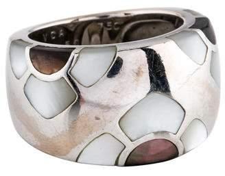 Van Cleef & Arpels Marqueterie Ring