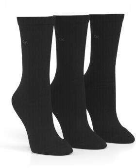 Calvin Klein Three Pack Soft Touch Socks