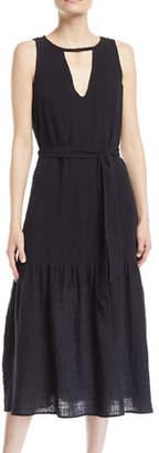 Rachel Pally Lana Keyhole Gauze Dress