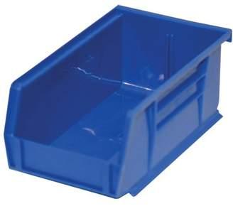 """StorageMax Storage Max Case of Stackable Blue Bins, 7"""" x 4"""" x 3"""" (24 bins)"""
