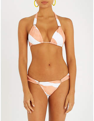 Vix Balm Bia Tube halterneck bikini top