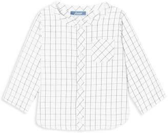 Jacadi Boys' Check-Print Shirt - Baby