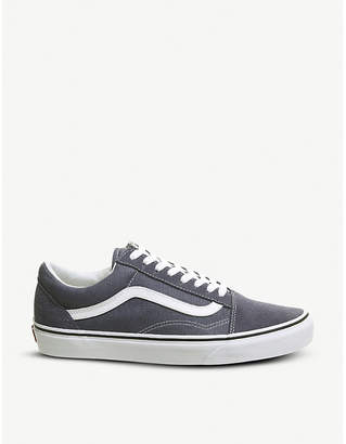 f5480c5b5640 Vans Old Skool canvas and suede trainers