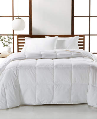 Hotel Collection Luxury Supima Cotton Down Alternative Twin Comforter, Created for Macy's Bedding