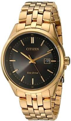 Citizen Men's 'Eco-Drive Dress' Quartz and Stainless-Steel Watch