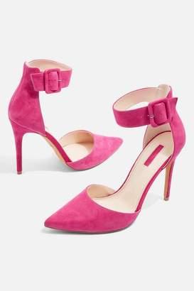 Topshop **Wide fit Court Shoes