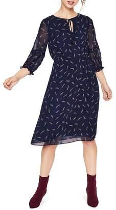 b23a41b809e Boden Iona Tassel Tie Pattern Dress