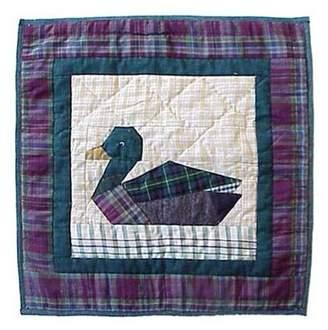 Patch Magic Ducks Toss Pillow