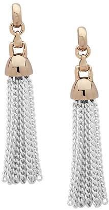 Lauren Ralph Lauren Chain Tassel Drop Earrings