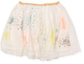 Billieblush & Sequined Skirt