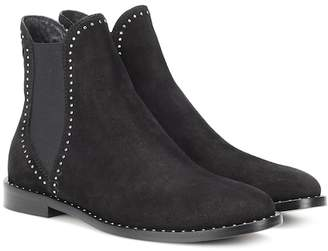 Jimmy Choo Merril suede ankle boots