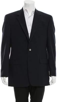 MICHAEL Michael Kors Wool Two-Button Blazer
