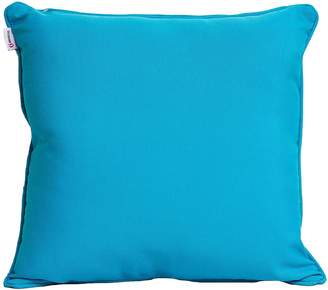 Indo Soul Indosoul Plain Outdoor Cushion, Robert Turquoise