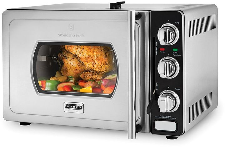 Wolfgang Puck Pressure Oven with Rotisserie