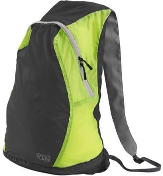 Lewis N. Clark ElectroLight Backpack, Charcoal/Neon Lemon