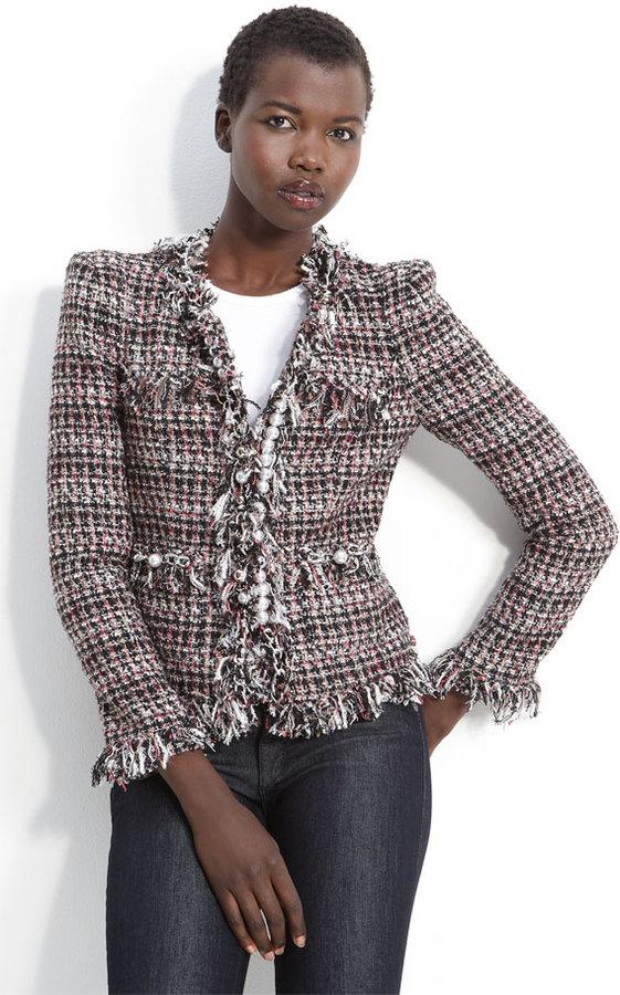 Mcginn 'Elizabeth' Tweed Jacket (Nordstrom Exclusive)