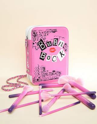 Spectrum Mean Girls Mini Burn Book with Brushes