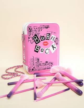 Spectrum Mean Girls Mini Burn Book with Brushes