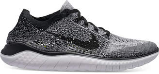 ca0be1e8f13f ... Nike Men Free Run Flyknit 2018 Running Sneakers from Finish Line