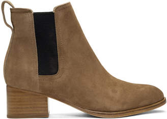 Rag & Bone Tan Suede Walker Boots