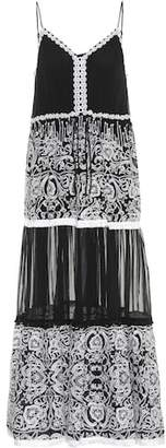 Jonathan Simkhai Embellished sleeveless dress