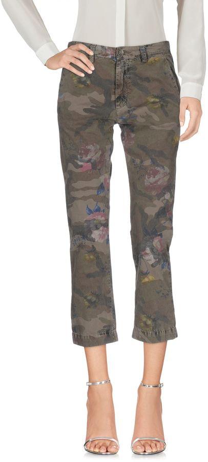 40weft40WEFT 3/4-length shorts