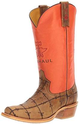 Tin Haul Shoes Men's Barbwire Work Boot