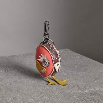 Burberry Derek The Bird Leather Charm