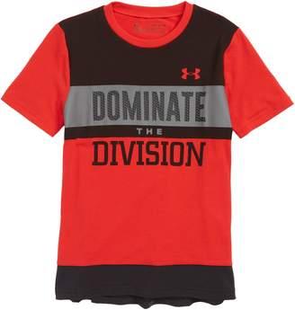 Under Armour Dominate the Division HeatGear(R) T-Shirt