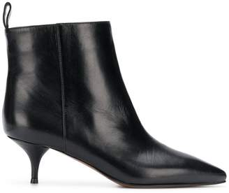L'Autre Chose ponted toe boots