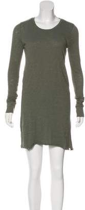 ATM Anthony Thomas Melillo Casual Knit Dress