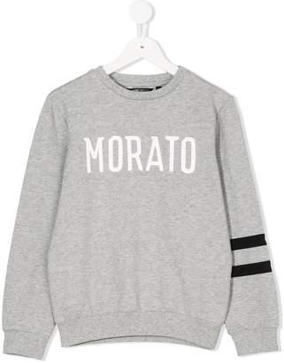 Antony Morato Junior stripe detail sweatshirt