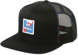 RVCA All the Way Printed Trucker Hat