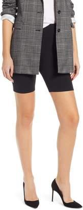 Something Navy Bike Shorts