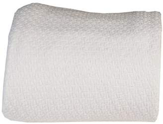 +Hotel by K-bros&Co Hotel Luxury Collection Intradeglobal Luxury Super soft Cotton Blankets, King, Whisper white