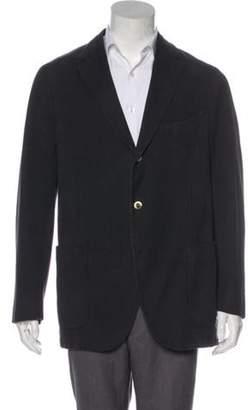 Boglioli Glen Plaid Sport Coat grey Glen Plaid Sport Coat