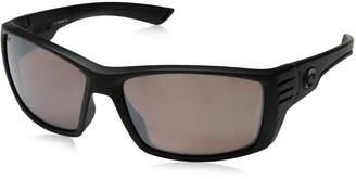 Costa del Mar Men's Cortez Polarized Rectangular Sunglasses