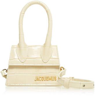 Jacquemus Le Chiquito Leather Mini Bag