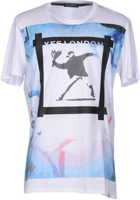 Yes London T-shirts