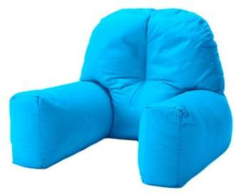 Chloé Changing Sofas Turquoise Cotton Twill Bean Bag Back Rest Reading Cushion