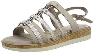 ... Marco Tozzi premio Women s 28610 Sling Back Sandals b7ff57b517