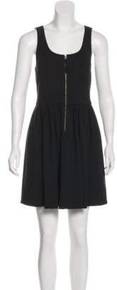 Rebecca Taylor Sleeveless A-Line Dress