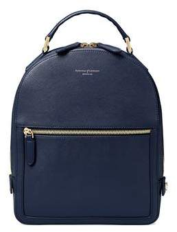 Aspinal of London Small Mount Street Backpack