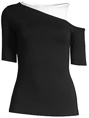 Bailey 44 Women's Colorblock Cut-Out Top