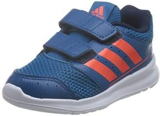 adidas (アディダス) - [アディダス] ベビーシューズ BABY LKスポーツ 2 CF ユニティブルー F16/ソーラーレッド/カレッジネイビー 14.0(14cm) (旧モデル)