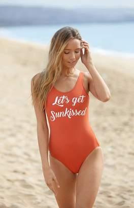 rhythm Sunkissed One Piece Swimsuit