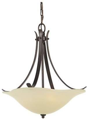 Feiss Murray F2045/3 Morningside 3 Light Bowl Pendant