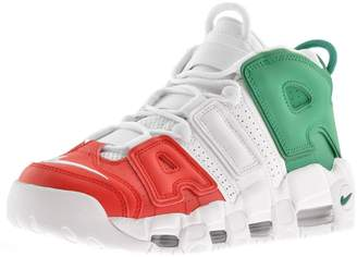 Nike More Uptempo 96 Italy Trainers White