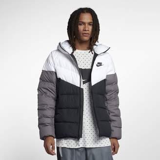 Nike Sportswear Windrunner Down Fill Men's Hooded Jacket